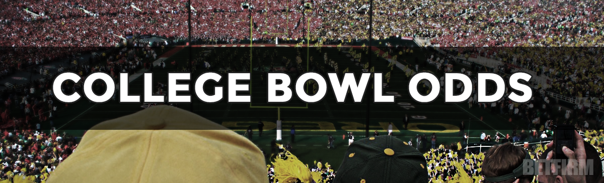 College Bowl Betting Lines
